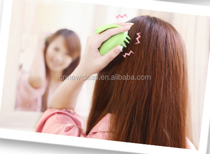 2016 Newest Electric vibration scalp head massager