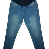 Wholesale Stock Maternity Jeans 100 Cotton