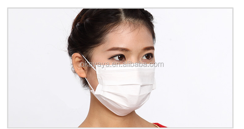 Hot China Products Wholesale Disposable Dental Surgical Face Mask Tie-On With Design For Medical Or Surgical Use