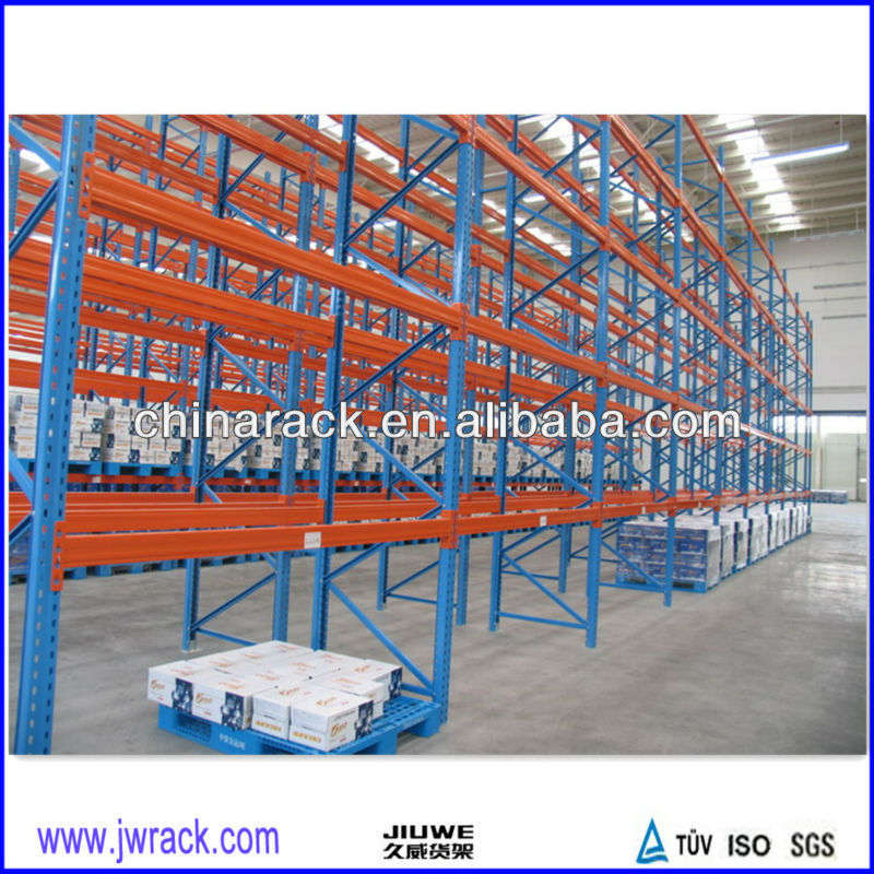 Storage Selective Pallet Rack Load capacity