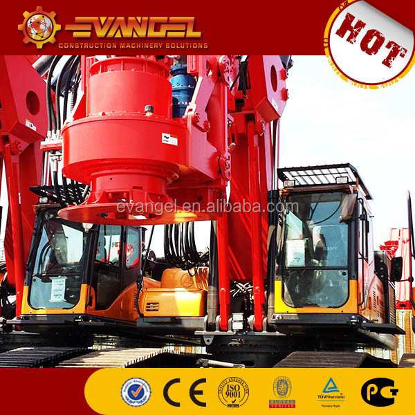 Drill Rig SANY Pile Rotary Drilling Rig SR280 Pile machinery