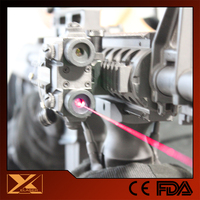 Recoil proof invisible infrared laser sight for ar 15 gun