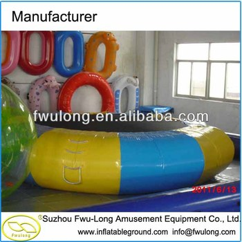 2014 inflatable water product, water bounce