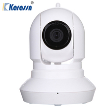 355 Degree Rotated Video Alarm System Ip Camera Can Be Used As A Baby Monitor