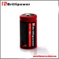 Brillipower mnke 18350 battery high quality top selling mnke 18350