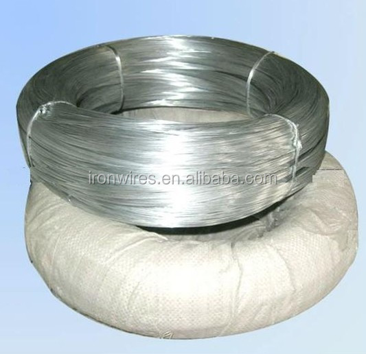 Q195 Galvanized binding Wire/iron wire/MS wire(factory)