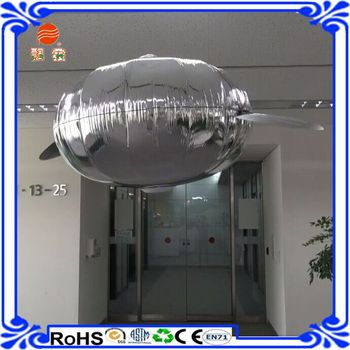 2016 hot sale new intelligence flying foil balloon wholesale in China