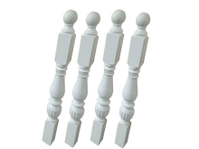 OEM polyurethane pu outdoor window baluster decking banister