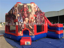 Inflatable Descendants Castle Cheap Bouncy Jumping Castles For Sale