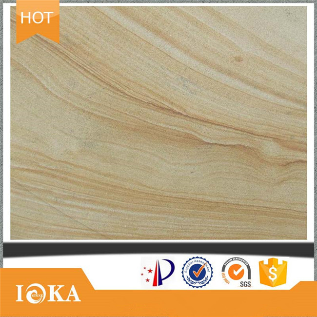 factory yellow sandstone tile outdoor paving