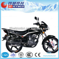 China motorcycle manufactory street legal motorcycle 200cc ZF125-2A