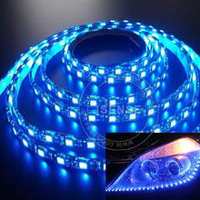Car spare parts 1210/3528smd led strip auto light, color changing led