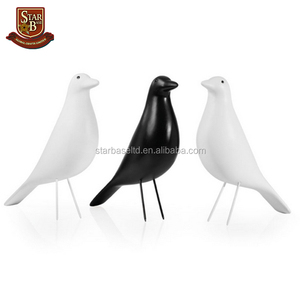 Resin dove decorative arts and crafts, craft handmade home and garden decoration