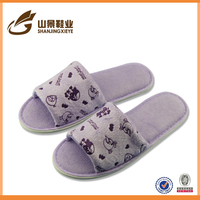 new product latest footwear for girl cute house slipper