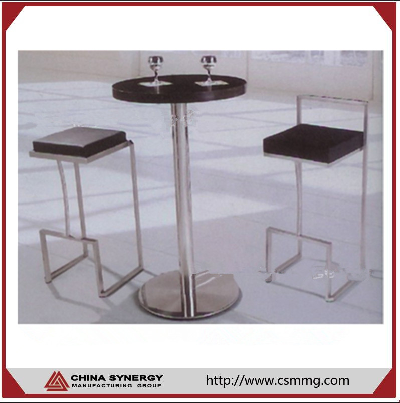 steady folding table base for outdoor