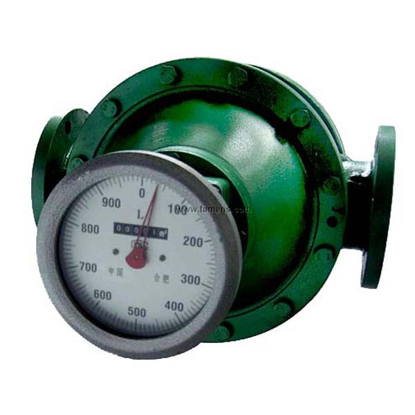 JY-LC oval gear flow meter
