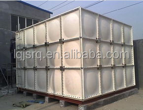 FRP water container /drinking water tank/hot water container