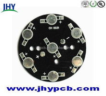 RGB LED pcb circuit board, LED RGB Controller PCB assembly manufacturer
