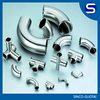 304 316 stainless steel sanitary pipe fitting for food grade