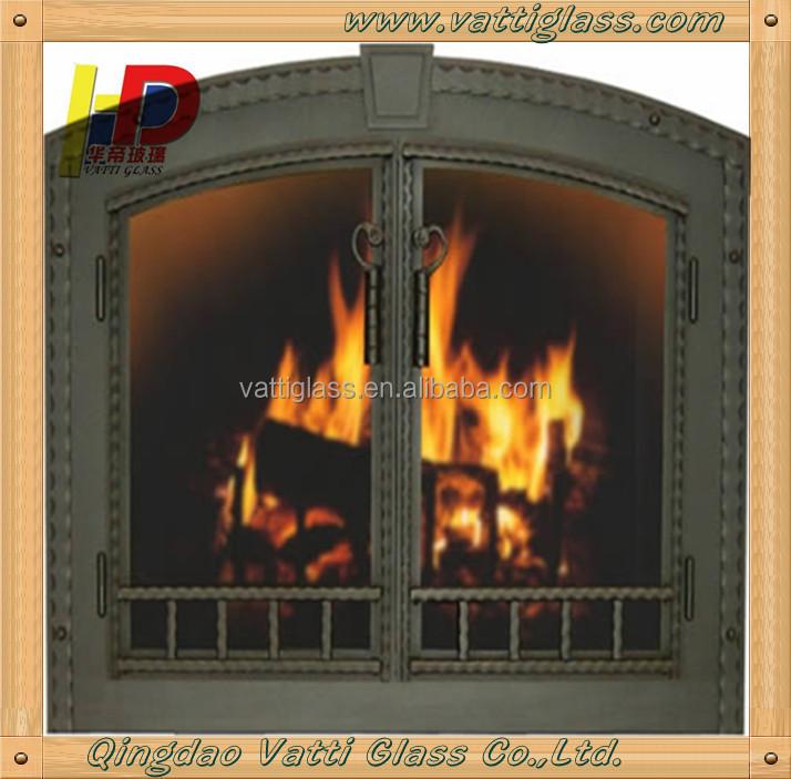 High Quality Fireplace Glass Doors Glass Fireplace Doors Ceramic Glass For Fireplace Buy