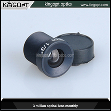 High quality 3.6mm motorized 5mp non-distortion cctv lens 2.8-12mm manual