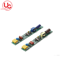 internal non isolated t8 led tube driver