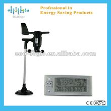 2012 accurate solar weather station for household
