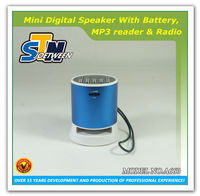 Portable wireless Mini t-2020 speaker