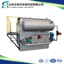 High Efficency DAF, Dissolved Air Flotation Device For Waste Water Treatment In Laundry