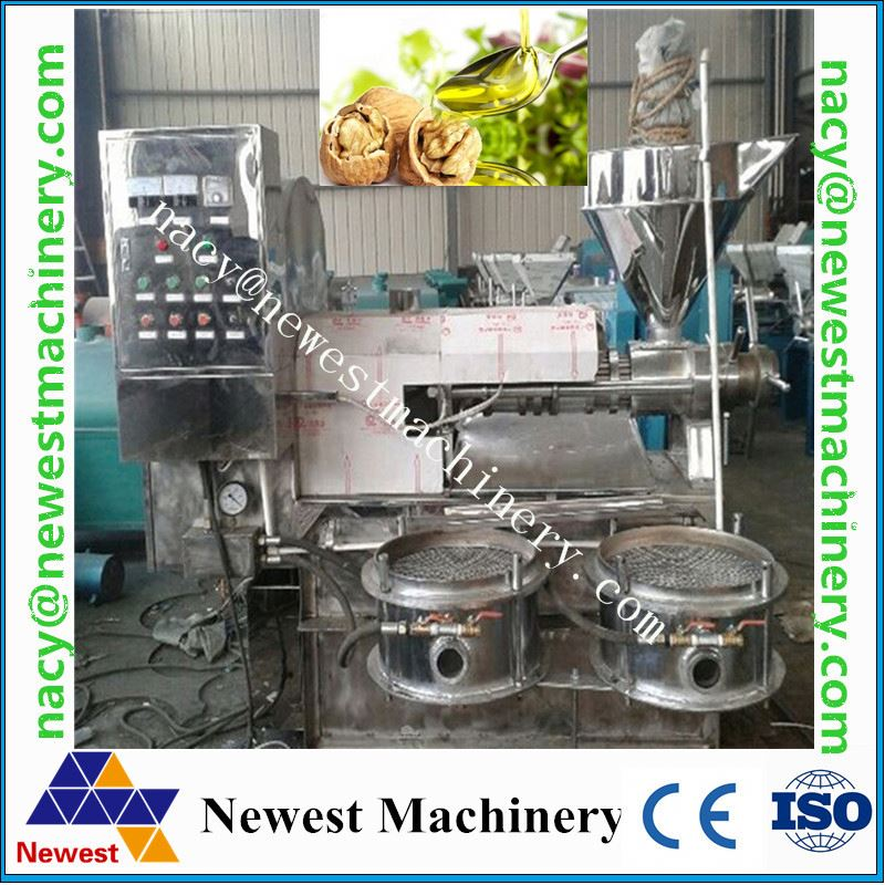 automatic sunflower oil press for sale/soybean oil presser/cooking oil production line