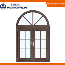 NFRC Title 24 test energy star american aluminum window aluminium sliding french casement window