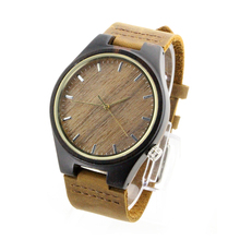 Japanese Movement Private Label Wrist Watches Manufacturers Man Watches Top 2018 Wood Watch Dropshipping