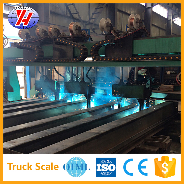 China Supplier gab series 100ton/120ton industrial weighbridge used for trucks with cheapest price