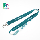 Hot Selling Cheap Wonderful Printed Polyester Sublimation Students Lanyards With Custom Logo Design Printing