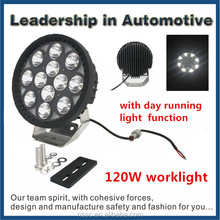 Competitive Price 120w Led Worklight 4x4 Tractor Led Light For Utv Light Bar