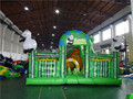 mobile inflatable kids fun city