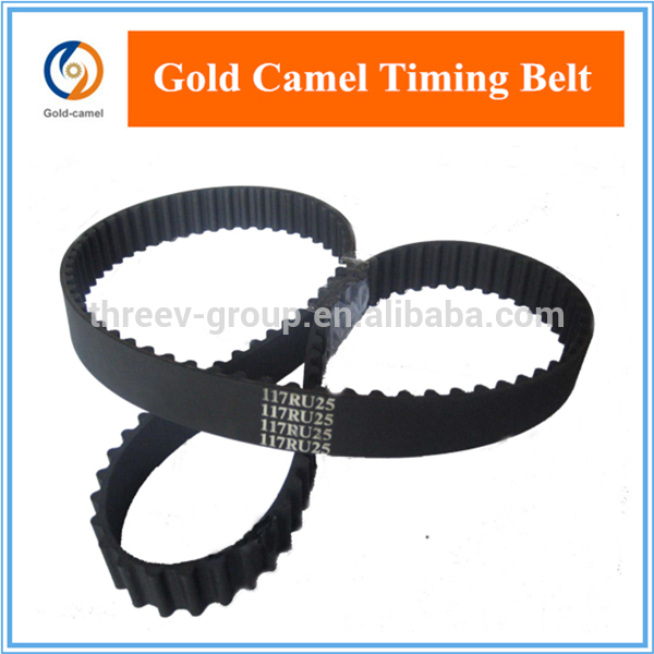 Rubber Double V Belt for Textile Machine