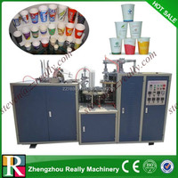 Best Used Disposable Manual Paper Cup Making Machine