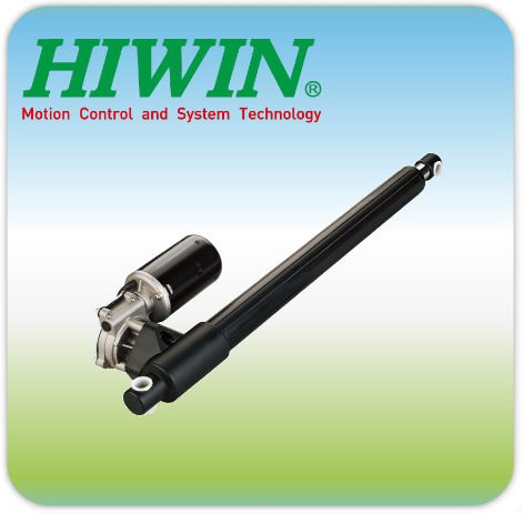 Light weight and compact structure linear actuator (HIWIN LAI)