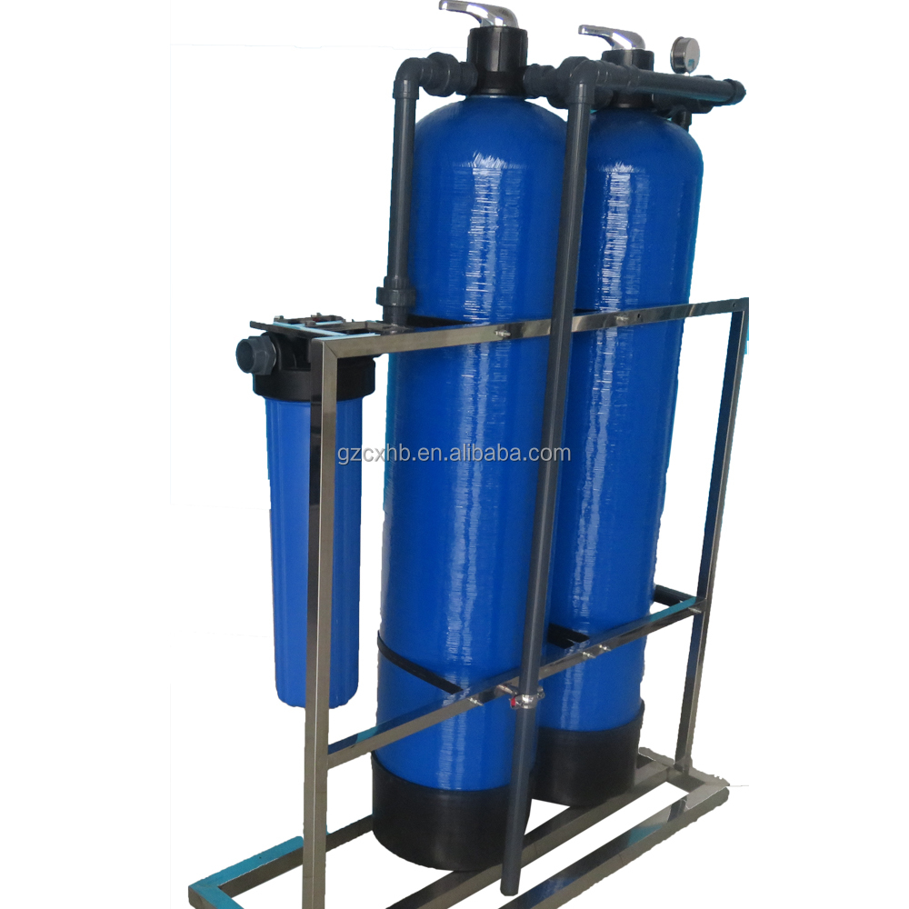 Guangzhou manufacturer primary ground water treatment for home