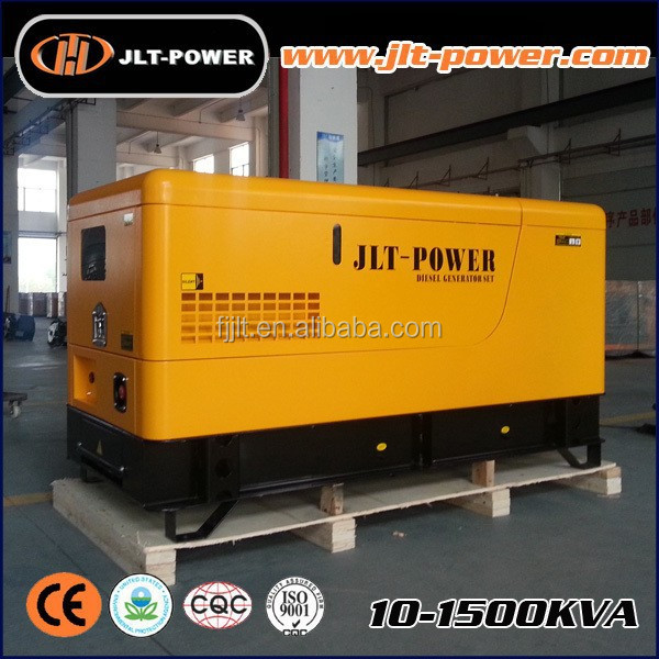New Design silent 15KVA diesel generator for sale from JLTPOWER