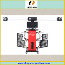4 Tyre 3D wheel alignment machine,wheel alignment