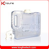 Wholesale 3L household plastic water jug with spigot maker adult OEM (KL-8011)