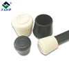 Round rubber chair leg tips wholesale, protective rubber feet