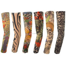 Hot Sale Fake Temporary Tatto Sleeves For Football Fan and Olympic Games