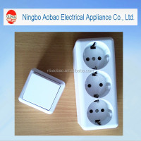 Electrical wall switch and socket AOBAO DESHUIA NINGBO CHINA