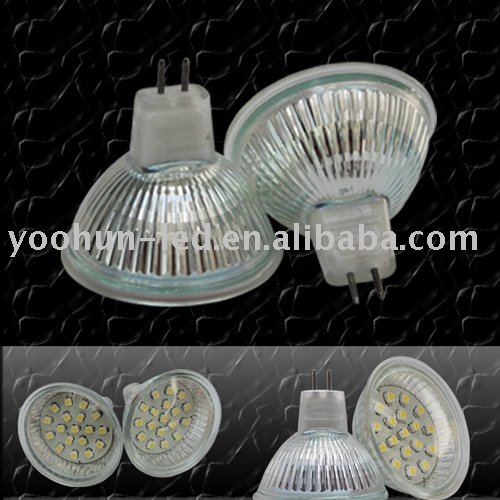 High Quality LED Lamp, SMD LED MR16 1.2W
