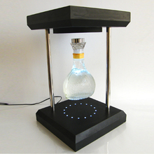 Stylish Factory price ,floating bottle display