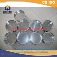 Cement fineness sieve test machine passed CE ISO certification