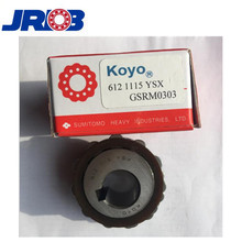 Reduction box bearing koyo eccentric bearing 612115YSX 22*58*32mm